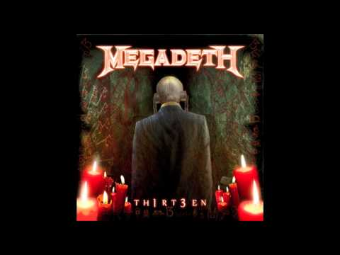 "Megadeth - ""Never Dead"" - TH1RT3EN Thumbnail image"
