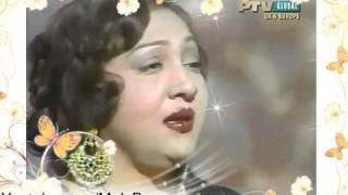 MALA BEGUM & AHMED RUSHDI - Wada Pyar Ka Sohne - [Urdu Film Hits]