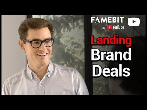 Landing Brand Deals