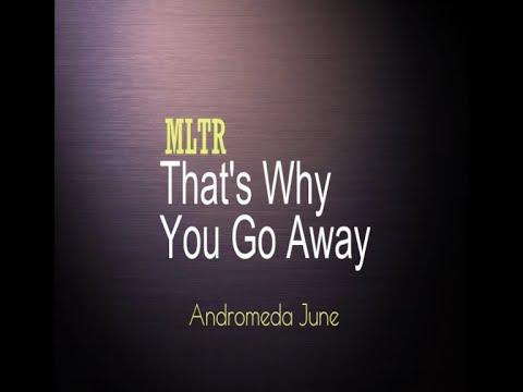 เพลงสากลแปลไทย #172#  That's Why (You Go Away) - MLTR (Lyrics & Thai subtitle)