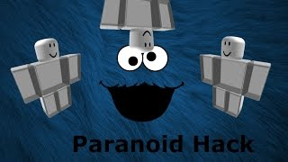 [ROBLOX] Paranoid hack 2015! Patched new vid!