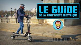 La TROTTINETTE ÉLECTRIQUE/Chronique_108