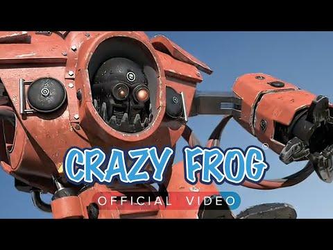 Смотреть клип Crazy Frog - Everyone