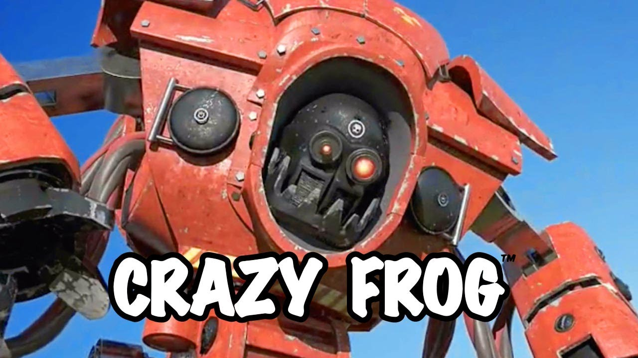 Crazy Frog - Everyone (Official Video)