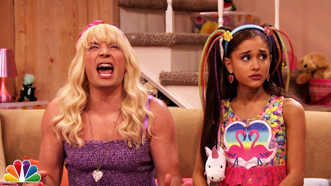 Ew With Ariana Grande Youtube