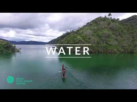 GGGI at World Water Week 2018