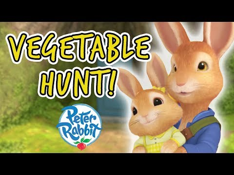 Peter Rabbit - On a Vegetable Hunt Compilation | 20+ minutes
