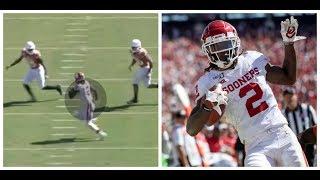 Ceedee Lamb (Oklahoma) All 22 Film || NFL Draft 2020