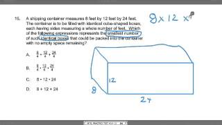MTEL TEST PREP ~ #15 ~ General Curriculum Math Practice Test (03) ~ Chris Abraham ~ GOHmath.com