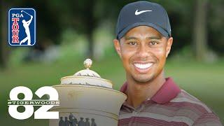 Tiger Woods wins 2005 WGC-NEC Invitational | Chasing 82