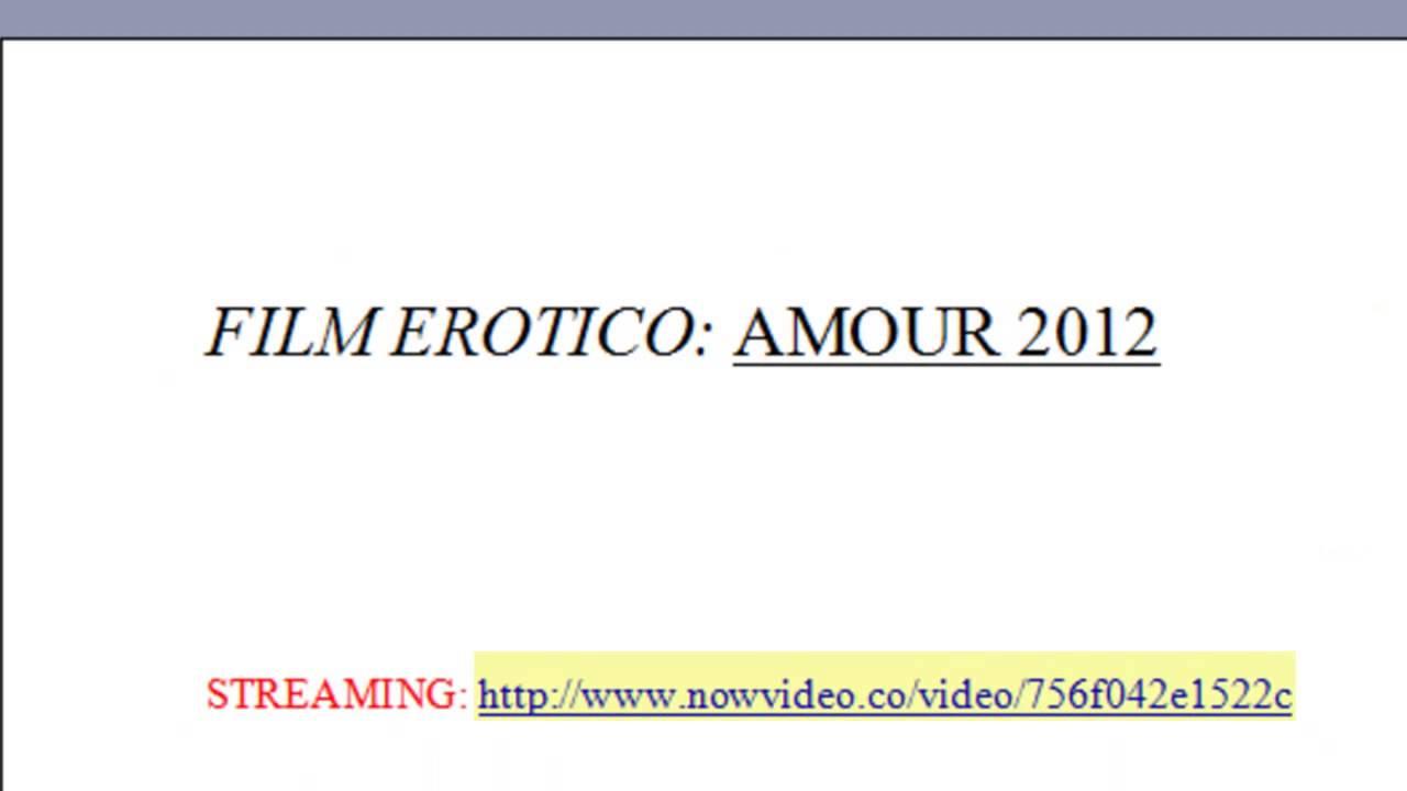 erotico streaming ita meeting gratis