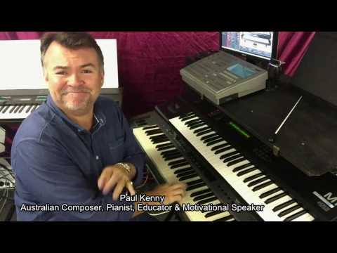 Part II - How To Compose New Age Relaxing Music at Home Relieve Stress and Enjoy Your Life