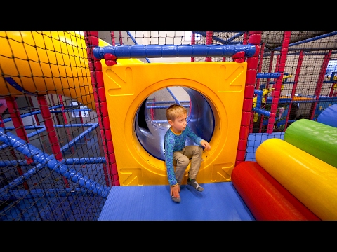 Playground Fun for Kids at Stella's Indoor Play Center #2