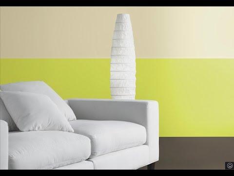 Zimmerplanung  Wandgestaltung - planungswelten.de