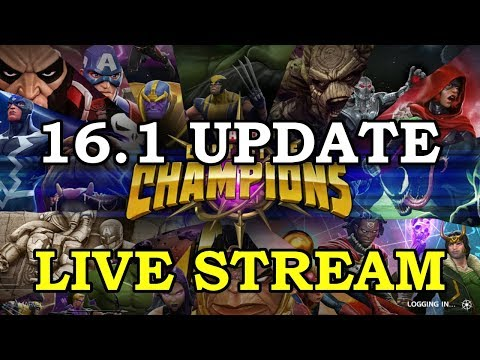 MODOKs Lab and Uncollected Difficulty | Marvel Contest of Champions Live Stream