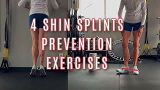 Shin Splints Exercises for Runners | RunToTheFinish