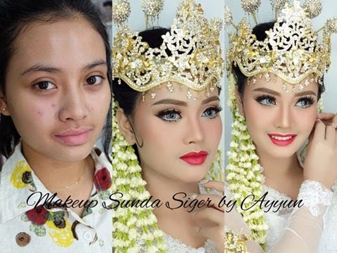 Sunda Siger Makeup Ayyunazzuyyin