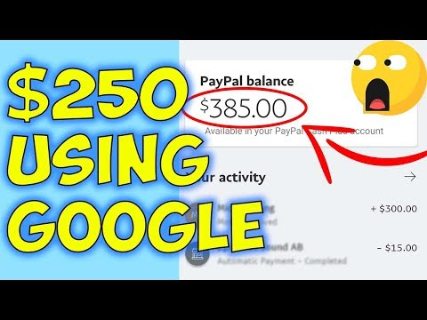 Use Google To Make $250 A Day For FREE - Make Money Online