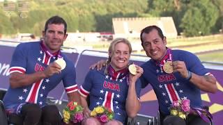 Muffy Davis - Para Alpine Skiing, Para-Cycling - U.S. Olympic & Paralympic Hall of Fame Finalist