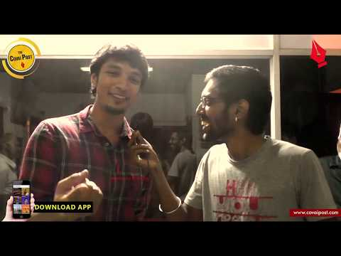 """ I have a cool dad "" says Actor Gautham Karthik"