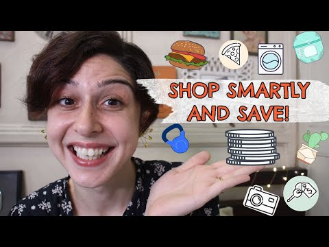 10 Tips || Shop Smartly & Save Right Now!