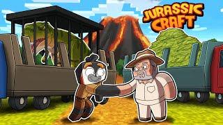 Jurassic Craft - SELLING ALL MY DINOSAURS! (Minecraft Dinosaurs)
