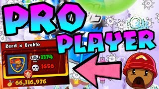INTENSE Battle Against PRO PLAYER! (Bloons TD Battles)