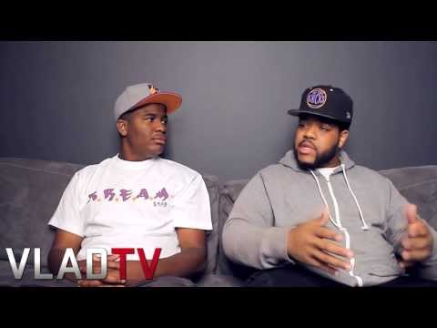Charlie Clips & DNA Speak on Math vs Serius Fight