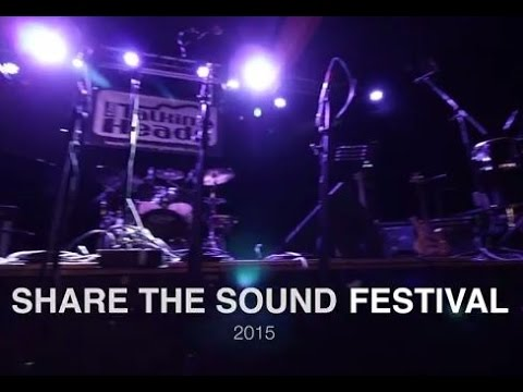 Share The Sound Festival 2015 - Music at the University of Southampton