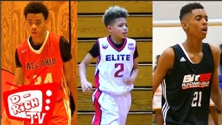 The Best In The Midwest Compete at Buckeye Prep!  | Emoni Bates, Paul McMillan, LeBron Jr. & More!