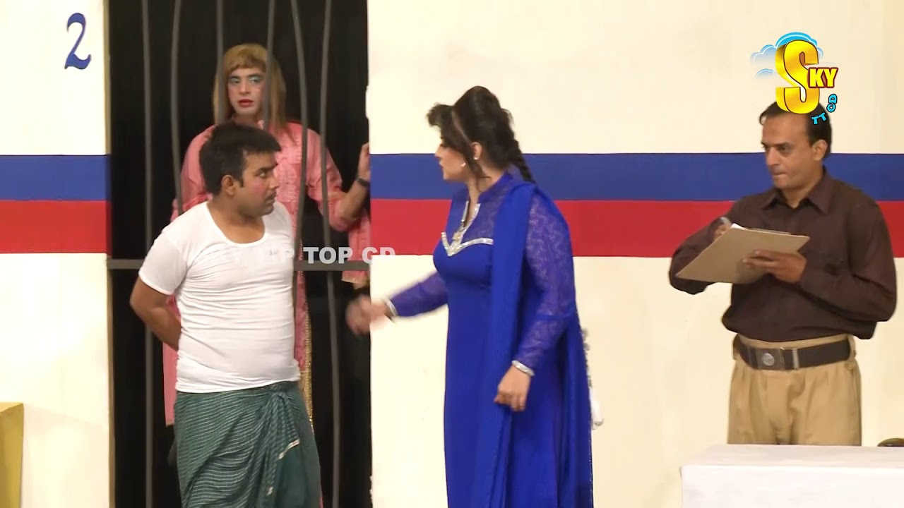 Best Of Haseena Underworld New Stage Drama 2019 Nargis and Payal Choudhary Full Comedy Clip