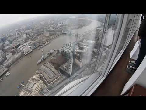 The Shard Experience London United Kingdom