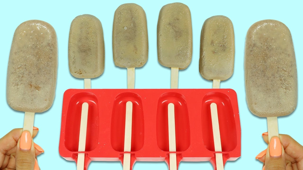 How to Make Delicious Homemade Fudgesicles   Fun & Easy DIY Popsicle Desserts!