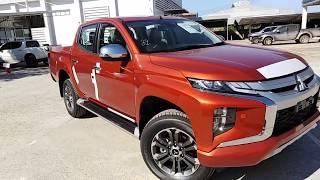MITSUBISHI​ TRITON​ 2019​ DOUBLE​ CAB​ PLUS  ​4WD​ GT-PREMIUM​ 6AT