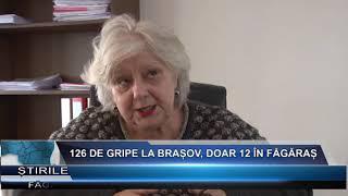 126 de gripe la Brasov, doar 12 in Fagaras