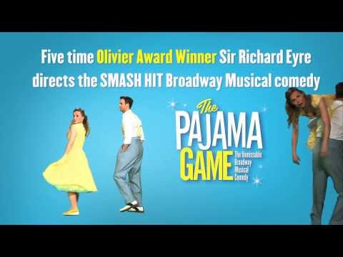 The Pajama Game -- New Musical Trailer
