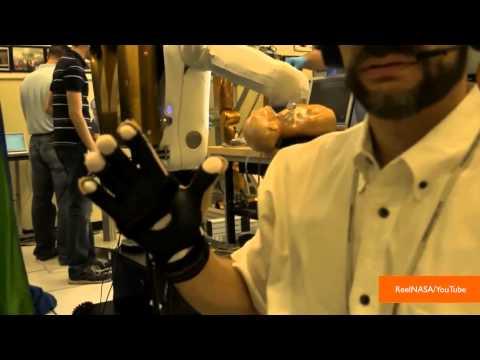 NASA Teaching Robonaut to Perform Surgery
