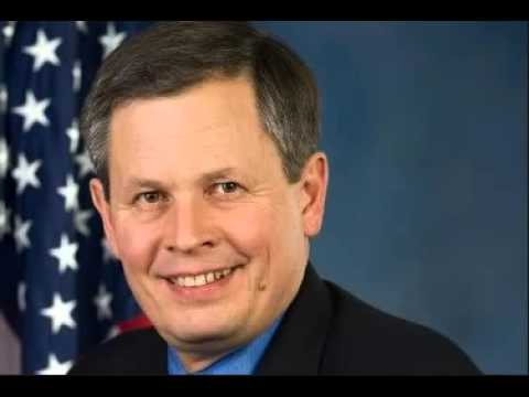 Rep  Steve Daines R MT Says Solar Cycles Causing Climate Change
