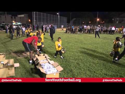 Equipment Grant Program - Save Youth Football