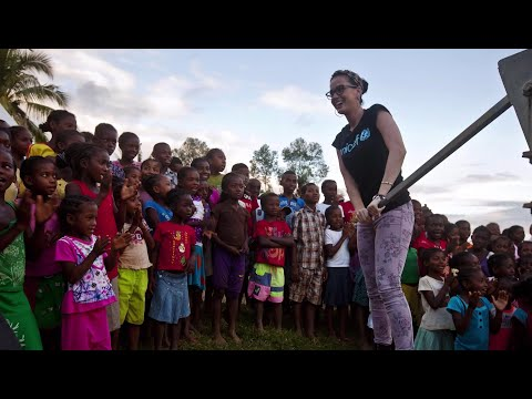 Katy Perry speaks on humanitarian work
