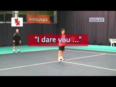 Tennis Coaching Strategies 2 - Effective Questioning