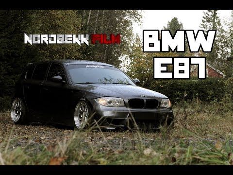 BMW E87 static - STANCED [HD]