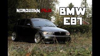 Bmw serie 1 stance