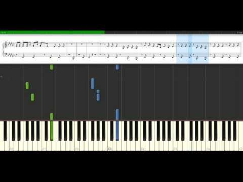 Destinys Child - Bootylicious [Piano Tutorial] Synthesia