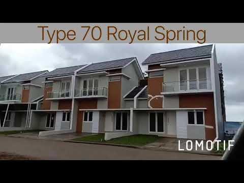 Royalspring Unit Type 70 - 082259299597