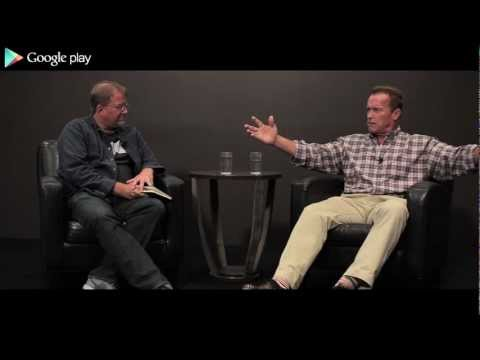 Google Play Presents: Arnold Schwarzenegger