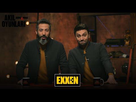 #AkılOyunları Ikinci Bölümüyle #EXXEN'de 💛exxen.com'a Gir, üye Ol Ve Hemen Izlemeye Başla!