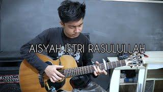 Aisyah Istri Rasulullah - Fingerstyle (Gitar Cover)   Herlambang Pratama