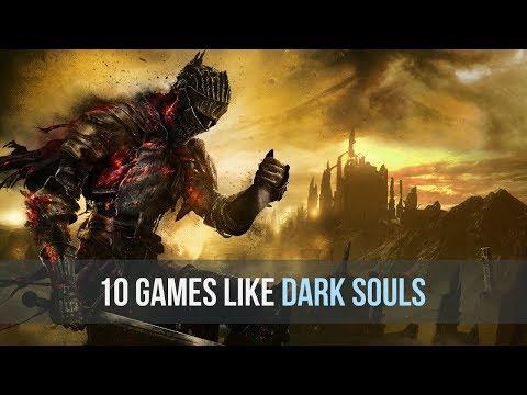 10 Best Games Like Dark Souls Series