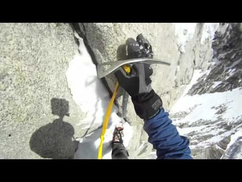 Mount Whitney Summit and Ski Descent via Mountaineer